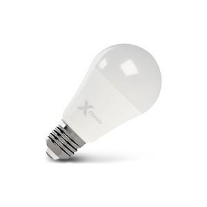 Светодиодная лампа X-flash XF-E27-A60-15W-4000K-230V (арт.48762) x flash лампа led x flash xf e14 fl сa35 4w 2700k 230v арт 48823