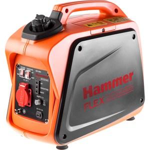 Генератор бензиновый Hammer GN1200i генератор бензиновый зубр зиг 1200