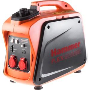 Генератор бензиновый Hammer GN2000i электрический генератор и электростанция hammer gn 1200 i