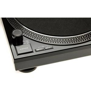Виниловый проигрыватель Audio-Technica AT-LP120BK-USBHS10 от ТЕХПОРТ