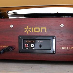 Виниловый проигрыватель Ion Trio LP от ТЕХПОРТ