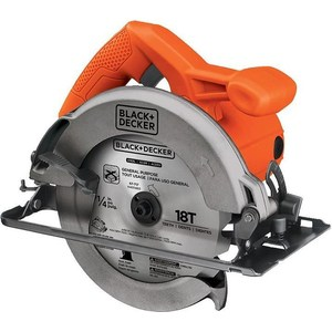 Пила дисковая Black-Decker CS1004 пила дисковая bosch gks 55 g 601682000