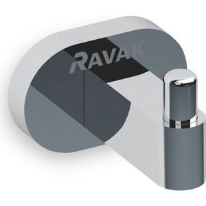 Крючок одинарный Ravak Chrome хром (X07P320)