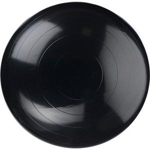 Мяч гимнастический DOKA (Фитбол), диаметр 45см черный мячи альпина пласт мяч гимнастический фитбол стандарт 65 см