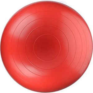 Мяч гимнастический DOKA (), диаметр 75см красный