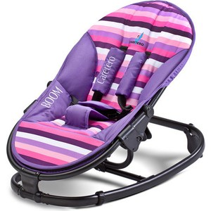 Шезлонг Caretero Boom Purple (фиолетовый) (TERO-80604) caretero sonata purple