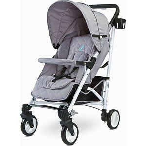 Прогулочная коляска Caretero Sonata 2017 Grey (серый) (TERO-5543) caretero sonata purple