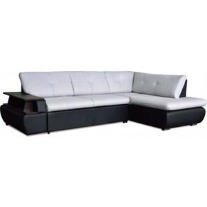 Диван-кровать СМК Дюссельдорф 147 Б-2д-У1пф (правый угол) 352 Alba Ash диван кровать смк дюссельдорф 147 б 2д у1пф правый угол 434 серо коричневый
