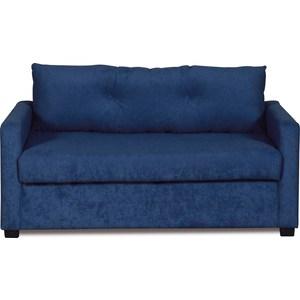 Диван-кровать СМК Марсель 089 246 синий Сп/м 1,1х1,9