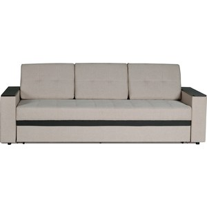 Диван-кровать СМК Аллегро 123 3ек 355 кор (Китон 10/Кз ВИК-Тр коричневый) цена
