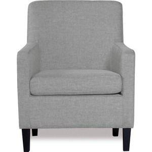 Кресло СМК Гамбург 316 1х194 серый кресло смк гамбург 316 1х293 бирюза