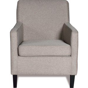 Кресло СМК Гамбург 316 1х199 серый кресло для отдыха гамбург