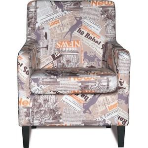 Кресло СМК Гамбург 316 1х320 модерн кресло смк гамбург 316 1х293 бирюза
