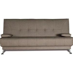 Диван-кровать СМК Кристиан 058 3к 262 темн кор диван кровать смк дюссельдорф 147 б 2д у1пф правый угол 352 alba ash