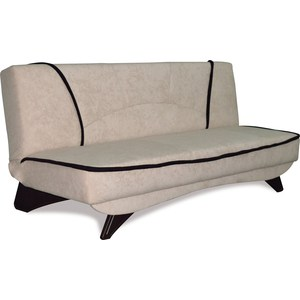 Диван-кровать СМК Ариана 115 3к 49 беж/венге диван кровать смк дюссельдорф 147 б 2д у1пф правый угол 390 беж