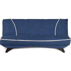 Диван-кровать СМК Ариана 115 3к 247 деним милк/белый диван кровать смк дюссельдорф 147 б 2д у1пф правый угол 352 alba ash