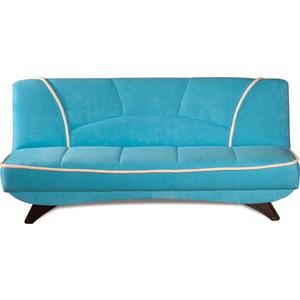 Диван-кровать СМК Ариана 115 3к 276 бирюза милк/венге диван кровать смк бохум 091 3к 245 бирюза