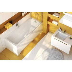 Акриловая ванна Ravak Domino 170х75 белая (C631000000) акриловая ванна ravak vanda ii 170 см