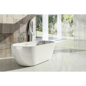 Акриловая ванна Ravak Freedom 169х80 белая отдельностоящая (XC00100020) акриловая ванна ravak freedom r 175х75