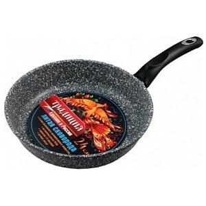 Сковорода d 24 см Традиция Мрамор (ТМ2241)