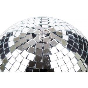 Зеркальный проекционный шар 20 см с мотором MCM TS-A014-8