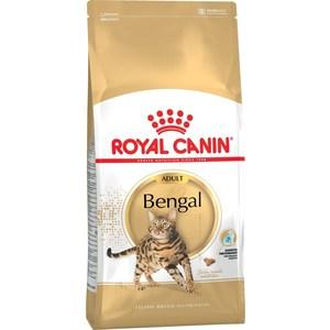 Сухой корм Royal Canin Adult Bengal для бенгальских кошек 2кг (134020) сухой корм royal canin mini dermacomfort дл собак мелких пород склонных к кожным раздраженим и зуду 2кг 380020