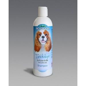 Шампунь BIO-GROOM Indulge Sulfate-Free Argan Oil Shampoo на основе арганового масла без содержания сульфатов для собак 355мл (29912) шампунь bio groom wiry coat shampoo текстурирующий без слез для жесткой шерсти для собак 355мл 22012
