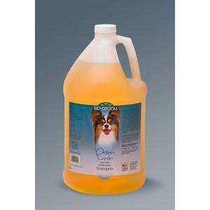 Шампунь-кондиционер BIO-GROOM Protein-Lanolin Shampoo с протеином-ланолином без слез для собак 3,8л (20028) шампунь bio groom wiry coat shampoo текстурирующий без слез для жесткой шерсти для собак 355мл 22012