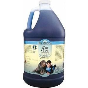 Шампунь BIO-GROOM Wiry Coat Shampoo текстурирующий без слез для жесткой шерсти для собак 3,8л (22028) шампунь bio groom wiry coat shampoo текстурирующий без слез для жесткой шерсти для собак 355мл 22012