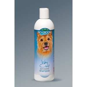 Шампунь BIO-GROOM Wiry Coat Shampoo текстурирующий без слез для жесткой шерсти для собак 355мл (22012) bio groom ear care ушные капли 118 мл