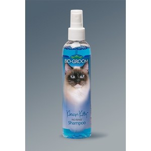 Фото Шампунь BIO-GROOM Klean Kitty No Rinse Shampoo без смывания для кошек 237мл (20418)