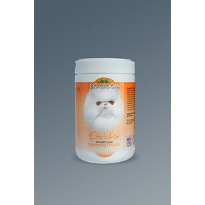 Пудра BIO-GROOM Pro White Harsh Grooming Powder мягкая для кошек 178мл (50508) капли bio groom ear mite treatment от ушного клеща для кошек и собак 30мл 14001