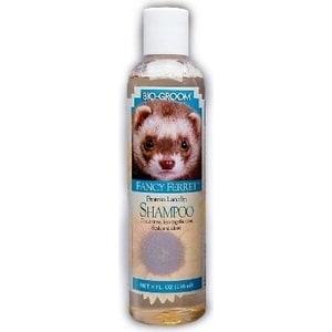 Шампунь BIO-GROOM Fancy Ferret Protein-Lanolin Shampoo с протеином-ланолином для хорьков 236мл (71008) шампунь secret key mu coating silk protein shampoo