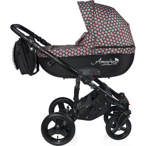 Коляска детская 2 в 1 AmaroBaby Soft (Soft-07-2) коляска детская 2 в 1 amarobaby soft soft 04 2