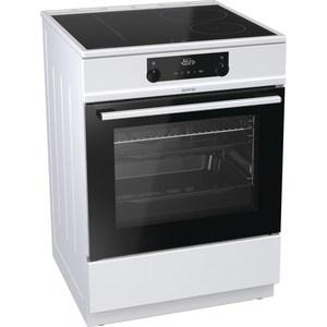Индукционная плита Gorenje EIT 6341 WD электроплита gorenje ec 6341 xc