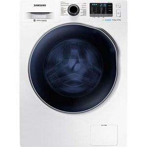 Стиральная машина с сушкой Samsung WD70J5410AW стиральная машина с сушкой siemens wd 15 h 541 oe