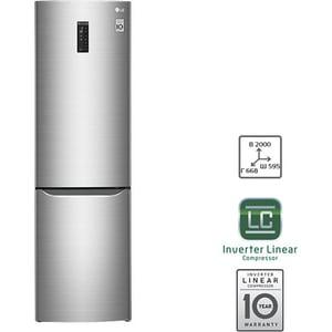 Холодильник LG GA-B499SADN холодильник lg ga e429serz