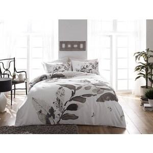 Комплект постельного белья TAC 2-х сп, сатин Harvey, серый (3081-20803) tac 2