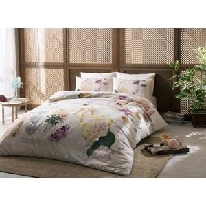 Комплект постельного белья TAC 2-х сп, сатин Claire, кремовый (3081-20809) tac 2