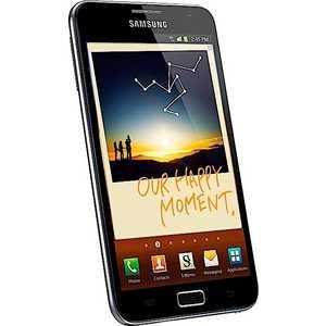 Мобильный телефон Samsung Galaxy Note GT-N7000  blue