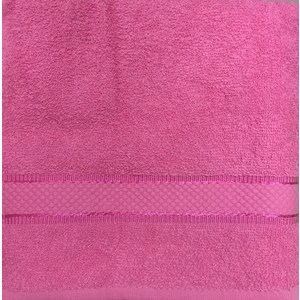 Полотенце Brielle Basic fuchsia 70x140 фуксия (1210-85104)