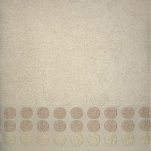 Полотенце Brielle Point beige 70x140 бежевый (1208-85202)