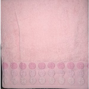 Полотенце Brielle Point pink 70x140 розовый (1208-85207) point counter point