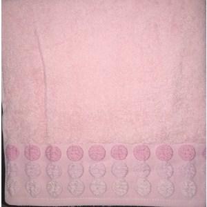 Фото - Полотенце Brielle Point pink 70x140 розовый (1208-85207) стикеры для стен zooyoo1208 zypa 1208 nn