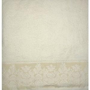 Полотенце Brielle Garden cream-cream 70x140 кремово-кремовый (1204-85301) cream cream deluxe 27550626