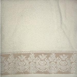 Полотенце Brielle Garden cream-mocha 70x140 кремово-мокко (1204-85302)