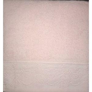 Полотенце Brielle Garden pink 70x140 розовый (1204-85303) garden garden классические шторы букет цвет розовый голубой персиковый