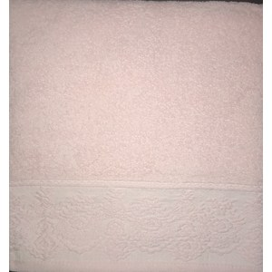 Полотенце Brielle Garden pink 70x140 розовый (1204-85303)