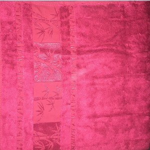 Набор полотенец 6 штук Brielle Bamboo 30x50 burgundy бургунди (1211-85637) набор полотенец 6 штук brielle bamboo crocodile 30x50 creame кремовый 1211 85633