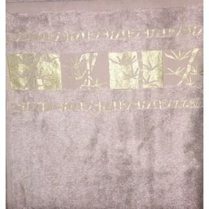 Набор полотенец 6 штук Brielle Bamboo Gold 30x50 mocha мокко (1211-85647) 04 nude mocha